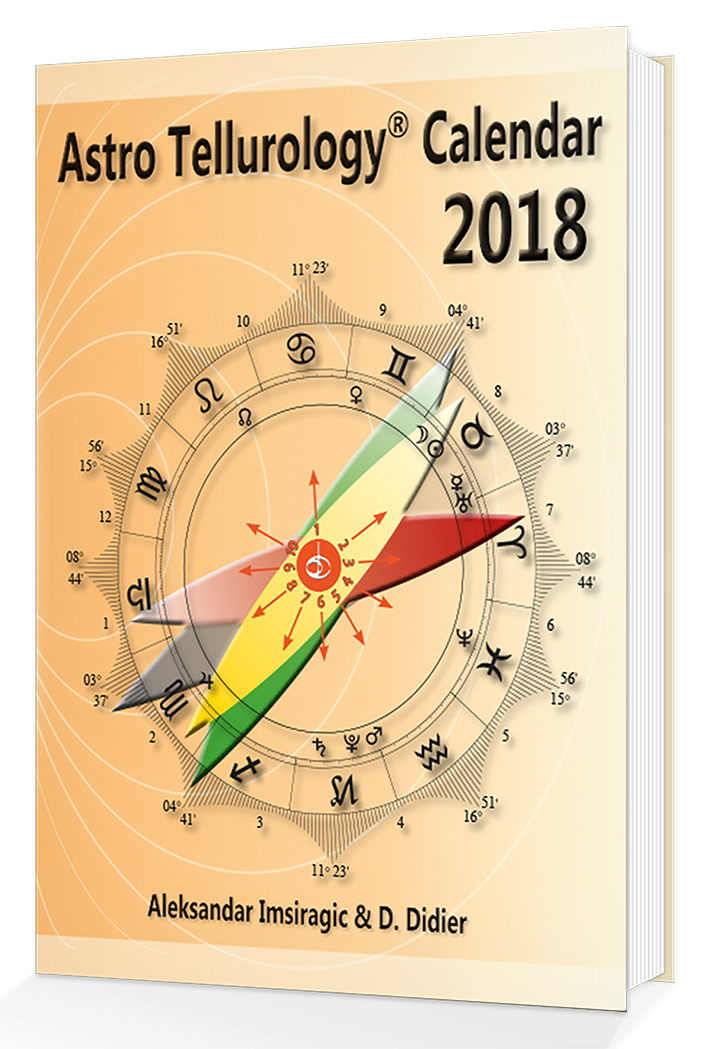 The Astro-Tellurology Calendar for 2018
